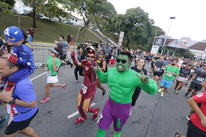 Marvel Run