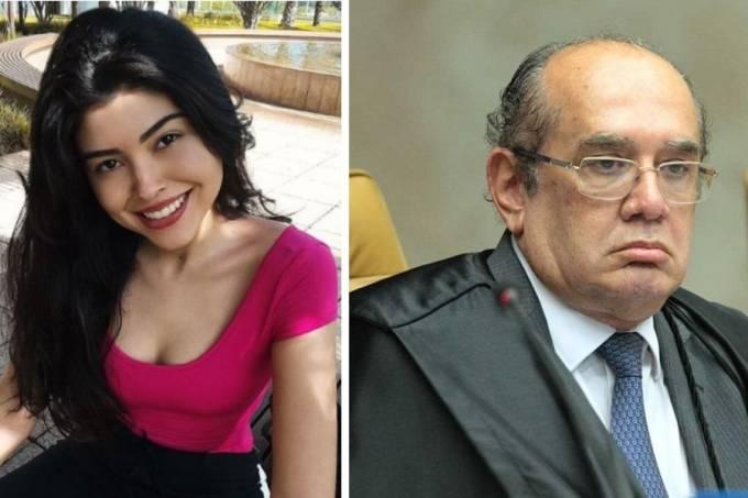 Mariana Ferrer Gilmar Mendes