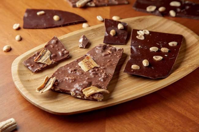 Comer & Beber 2020/2021 - Comidinhas - Chocolate - Dengo