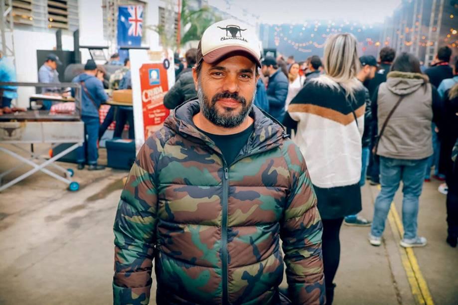 Felipe Aversa: sócio da empreitada