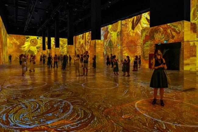 Van Gogh Chicago
