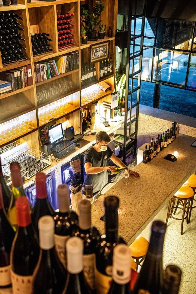 Comer & Beber 2020/2021 - Bares - Bar de Vinhos - Elevado Bar