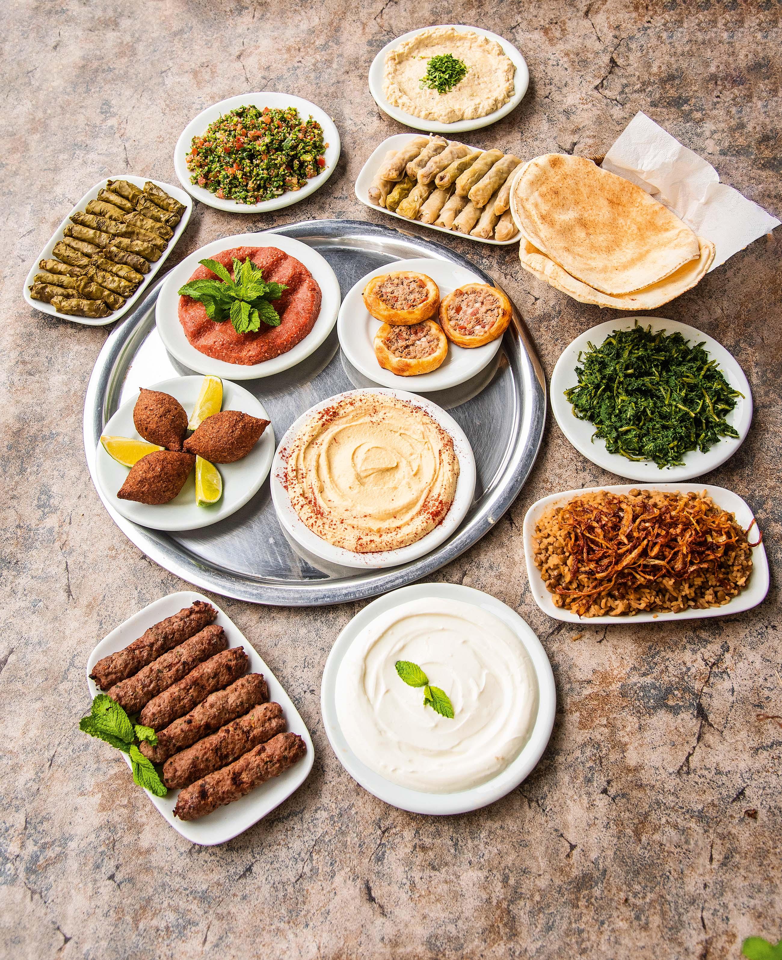 Comer & Beber 2020/2021 - Restaurantes - Árabe - Monte Líbano