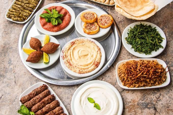 Comer & Beber 2020/2021 – Restaurantes – Árabe – Monte Líbano