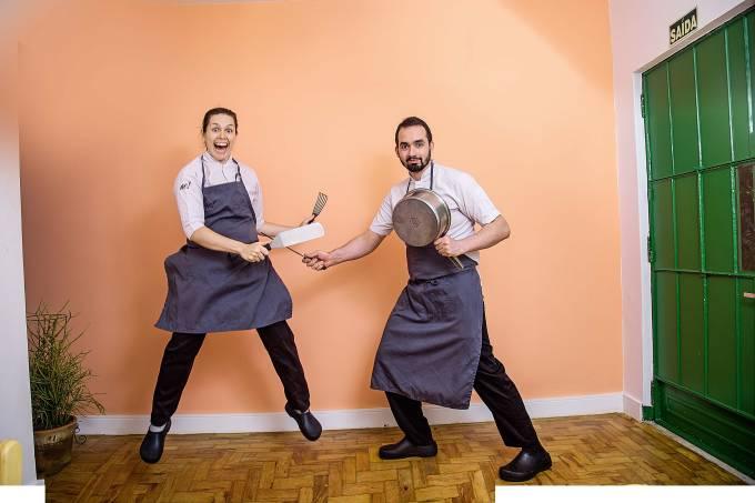 Comer & Beber 2020/2021 – Restaurantes – Chefs Revelação – Ygor Lopes e Walkyria Fagundes