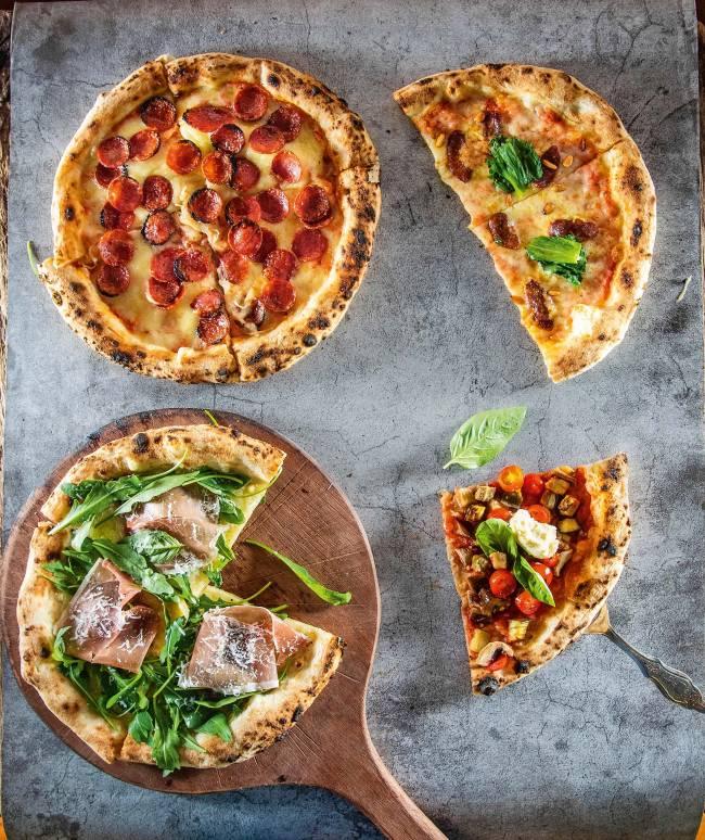 Comer & Beber 2020/2021 - Restaurantes - Pizzaria - Deveras Pizza