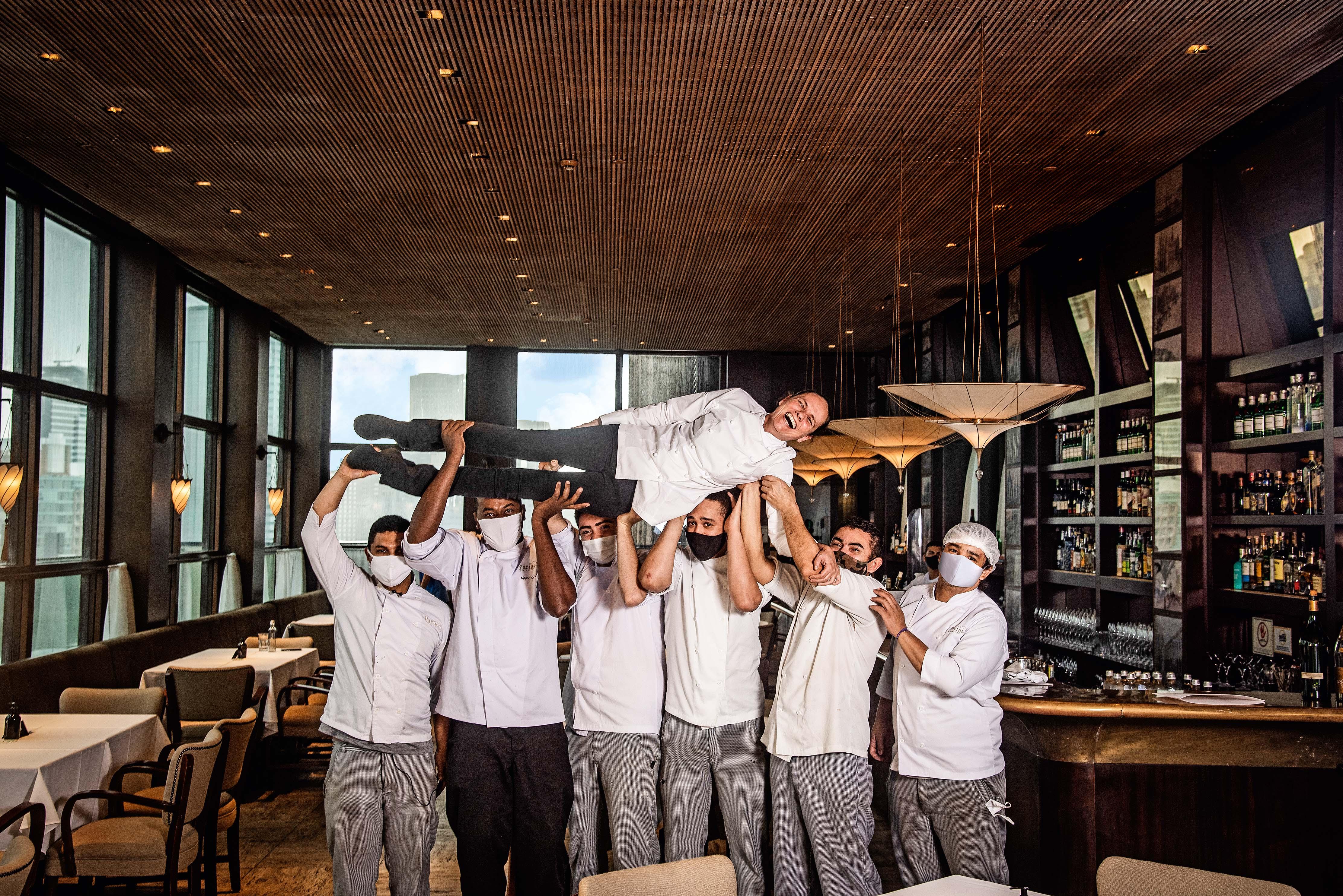 Comer & Beber 2020/2021 - Restaurantes - Chef do Ano - Vanessa Silva