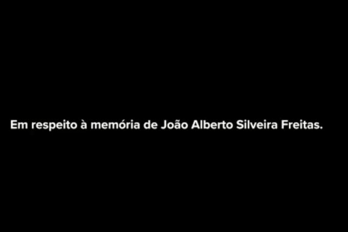 Carrefour: nota em cadeia nacional após morte de João Alberto Silveira Freitas