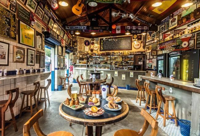 Comer & Beber 2020/2021 - Ensaio - Bar do Luiz Fernandes
