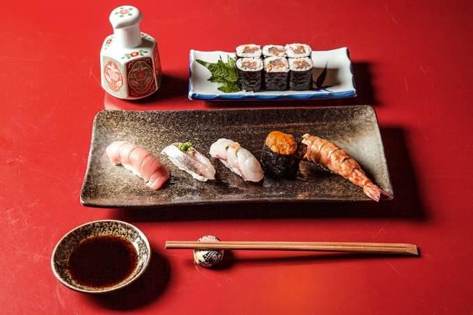 Comer & Beber 2020/2021 – Restaurantes – Japonês – Shin-Zushi