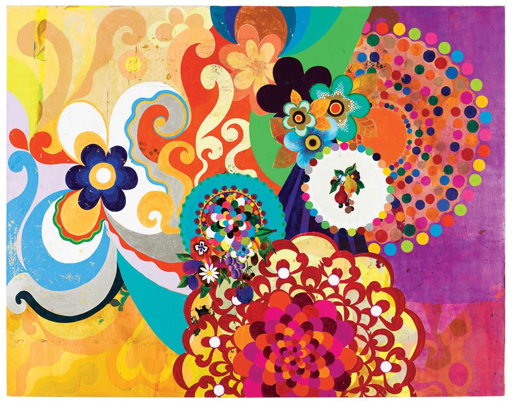 Meu Limão (2000): tela que deu a Beatriz o recorde de obra mais cara já vendida por uma artista brasileira viva foi leiloada por 2,1 milhões de dólares (cerca de 10 milhões de reais) na Sotheby's em 2012