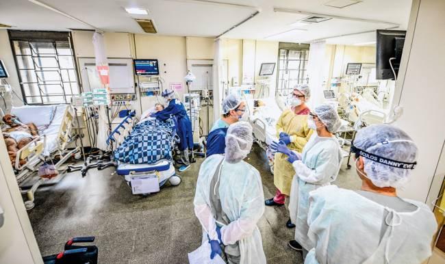 Hospital das Clínicas: campanha arrecadou 30 milhões de reais