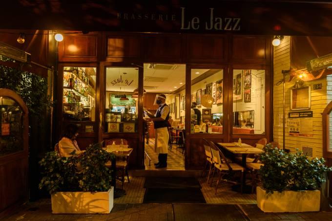 Le Jazz Brasserie – Pinheiros
