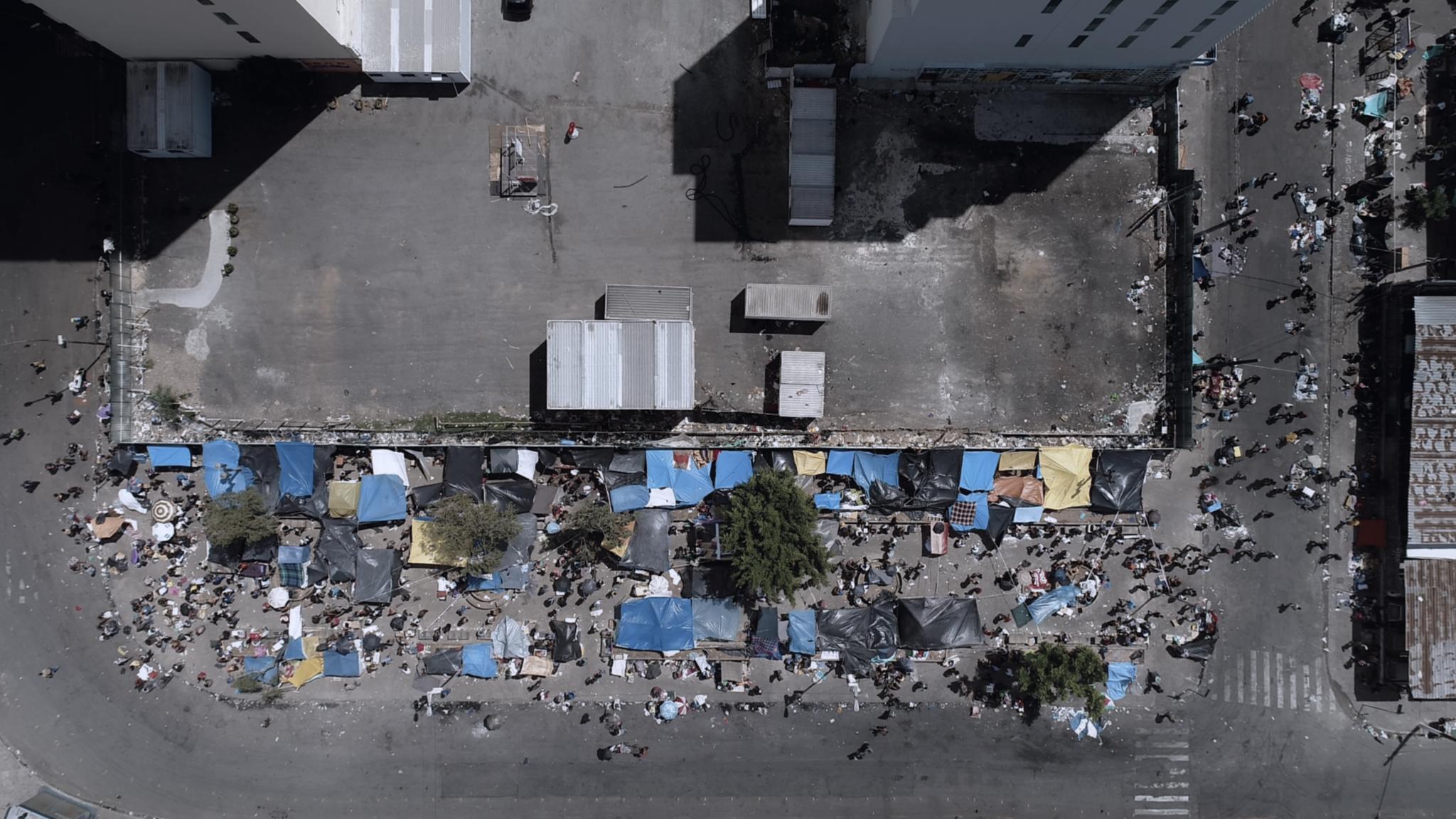 Cracolândia: filme aborda tráfico de drogas a céu aberto no centro da cidade.