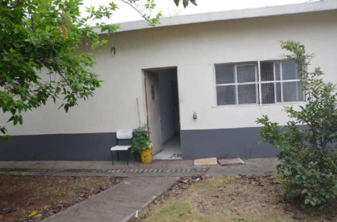 Casa onde vive Champinha