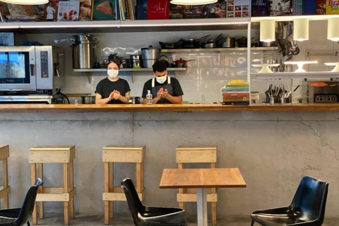 Cuia Cafe Restaurante Megafauna Bel Coelho