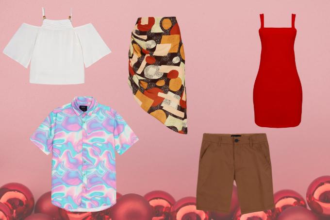Presente fashion: peças de roupa para andar na moda