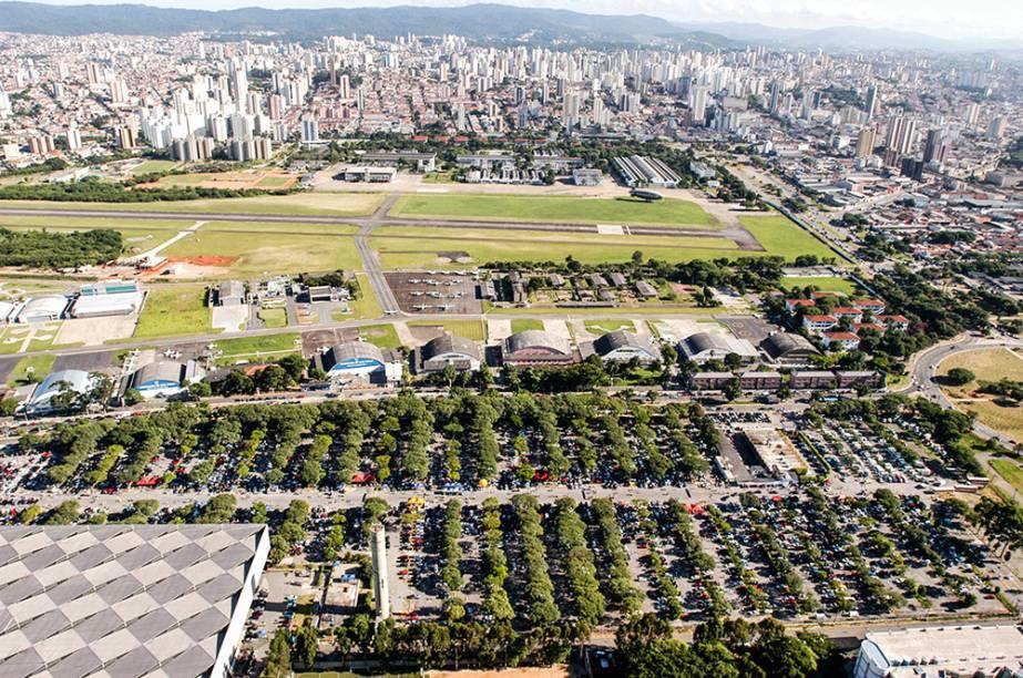 Campo de Marte: alvo de disputa eterna entre União e município