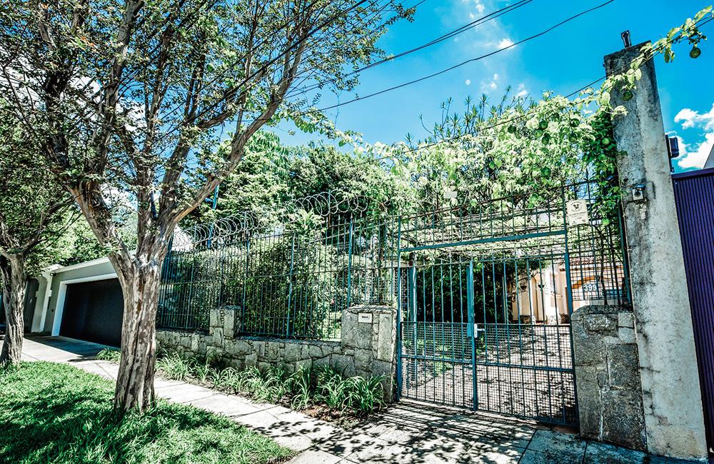Casarão da prefeitura no Jardim Paulista: desde 2007 para vender