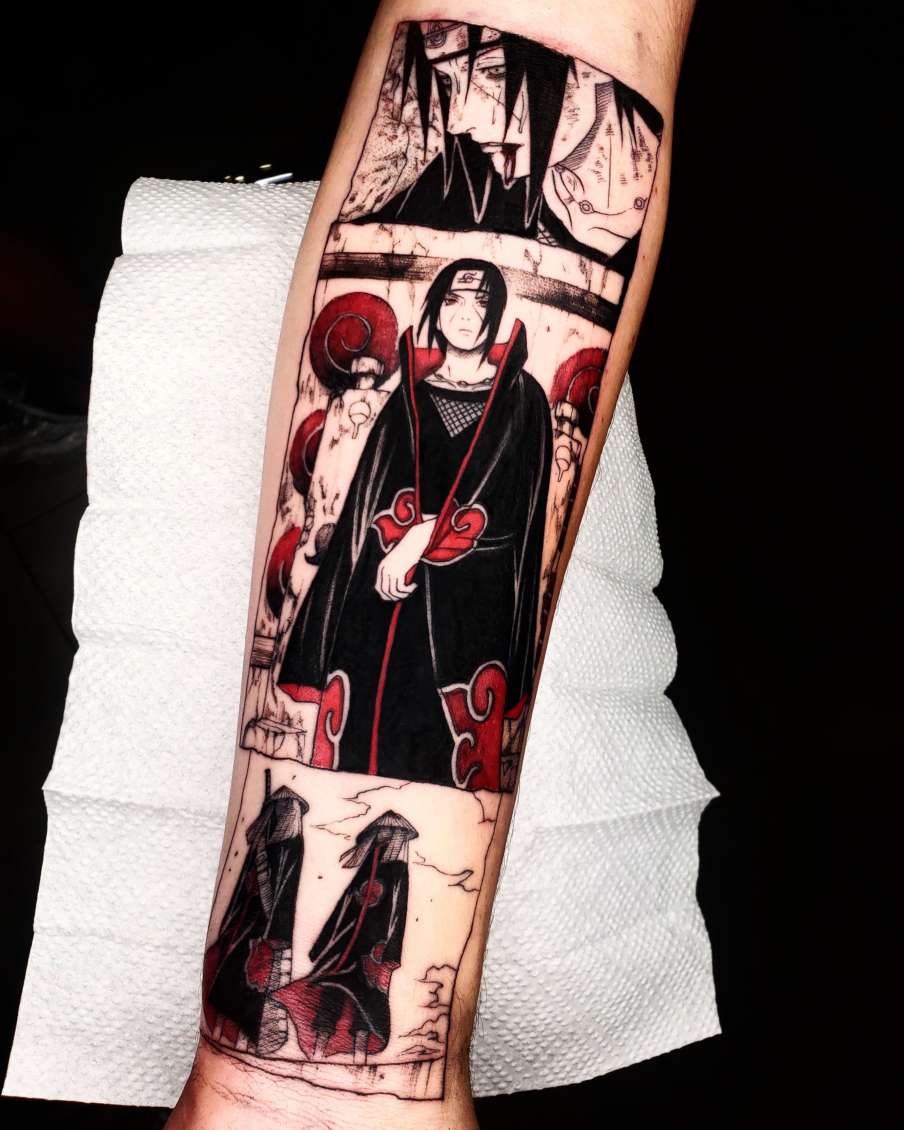 Itachi Uchiha, da franquia Naruto