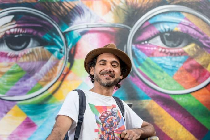 Eduardo Kobra – UPFEST 2017, Bristol (Paul Box/Framedogs)