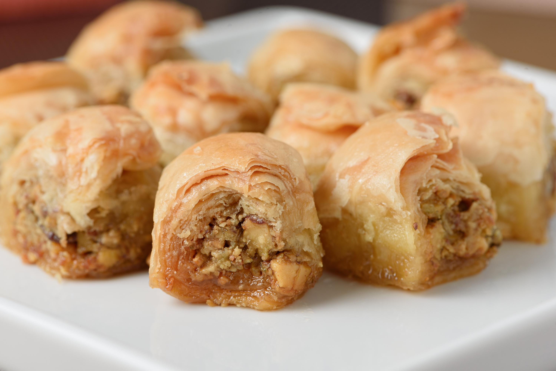 Alyah Sweets: docinho kol wo shkor de pistache
