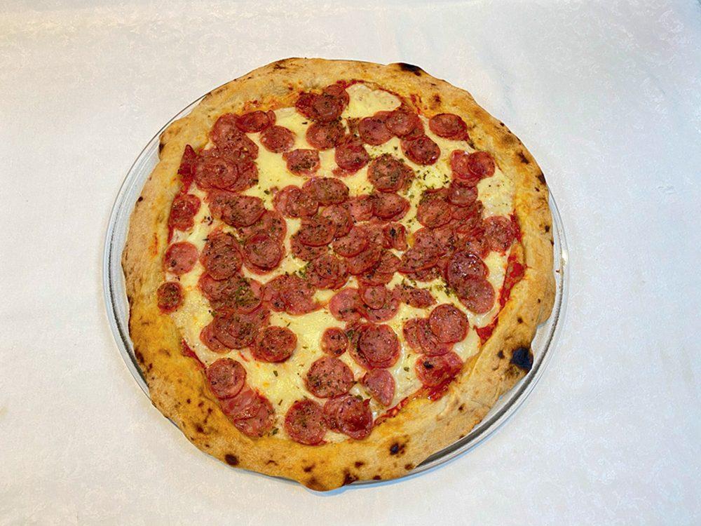 Speranza: pizzas congeladas são vendidas na unidade de Moema