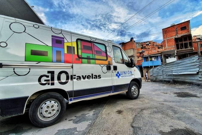 Ambulância Paraisópolis