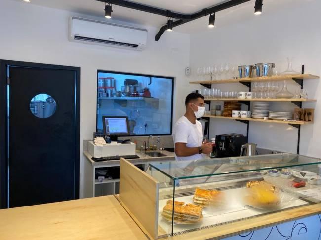 Crime Pastry Shop - Ambiente