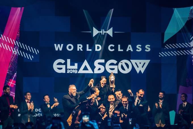 World Class Bartender of the year 2019- Bannie kang006
