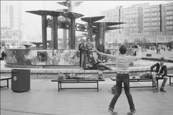 Exposição sobre Alemanha Oriental