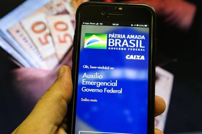 Auxílio Emergencial Caixa Econômica