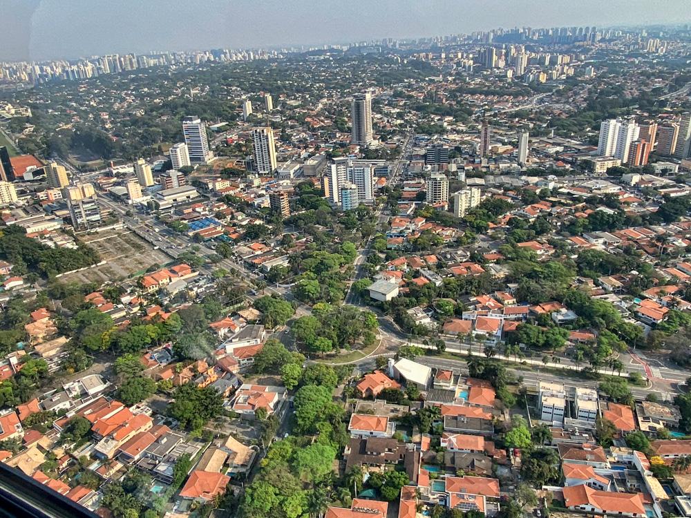 São Paulo: bairro do Butantã