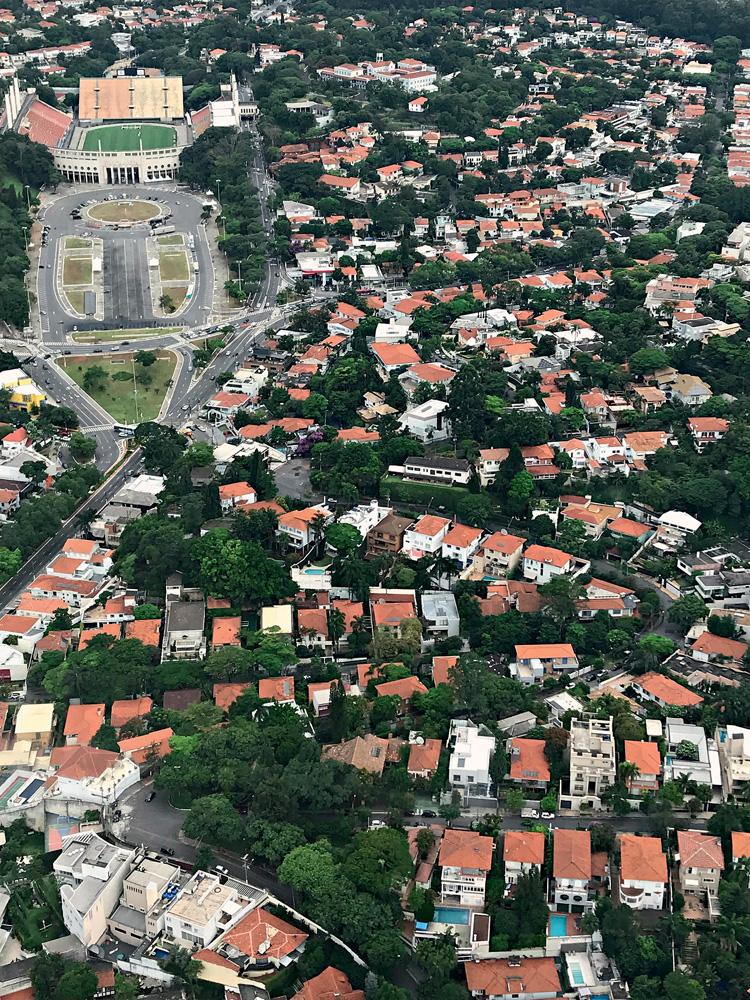 São Paulo: bairro do Pacaembu