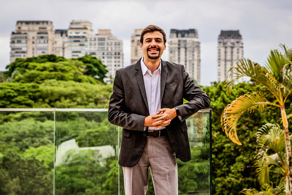 Correia, do Conselho do Patrimônio Imobiliário: distância do objetivo bilionário
