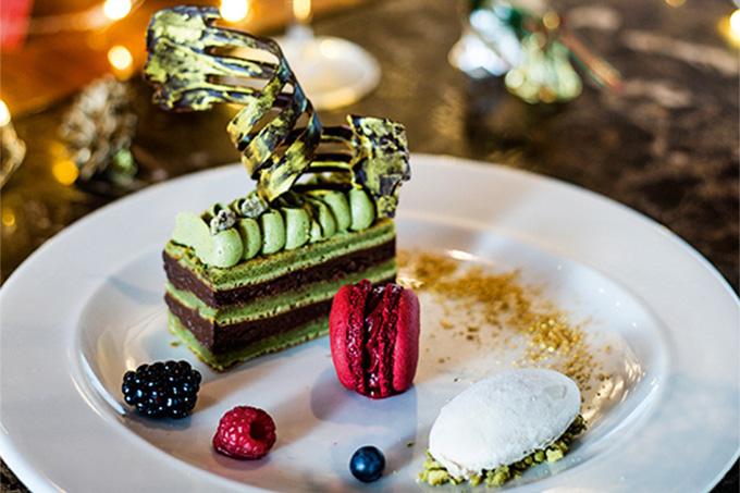 Degusatação de doces – Terraço Itália