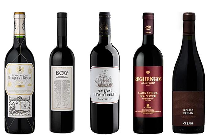Vinhos Tintos – Natal 2020