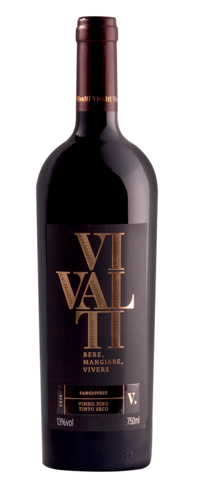 Vinho Vivalti Sangiovese 2018