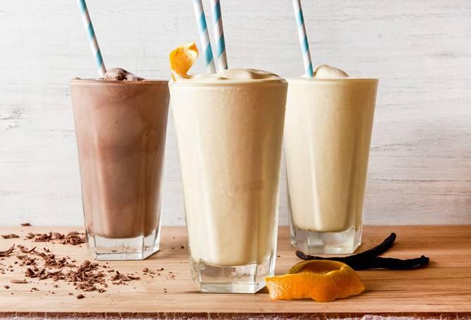 Milk-shales – Cadillac Burger