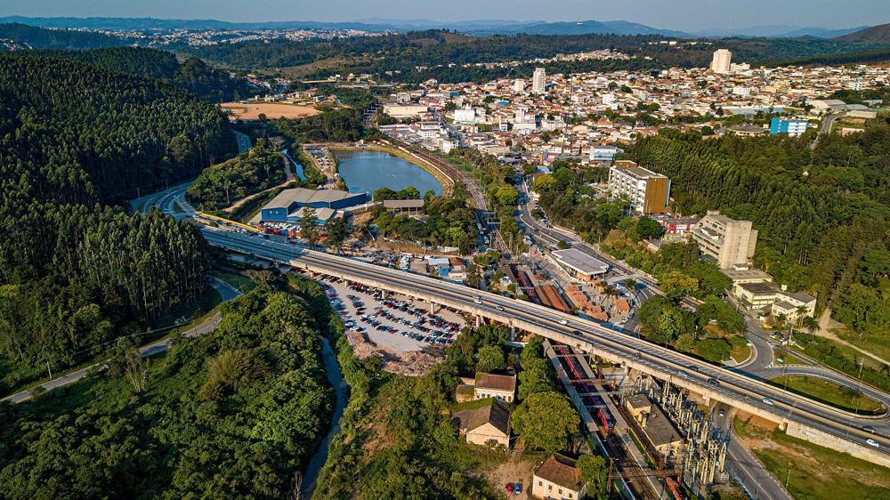 Caieiras: primeira cidade da região metropolitana atravessada pela 7-Rubi
