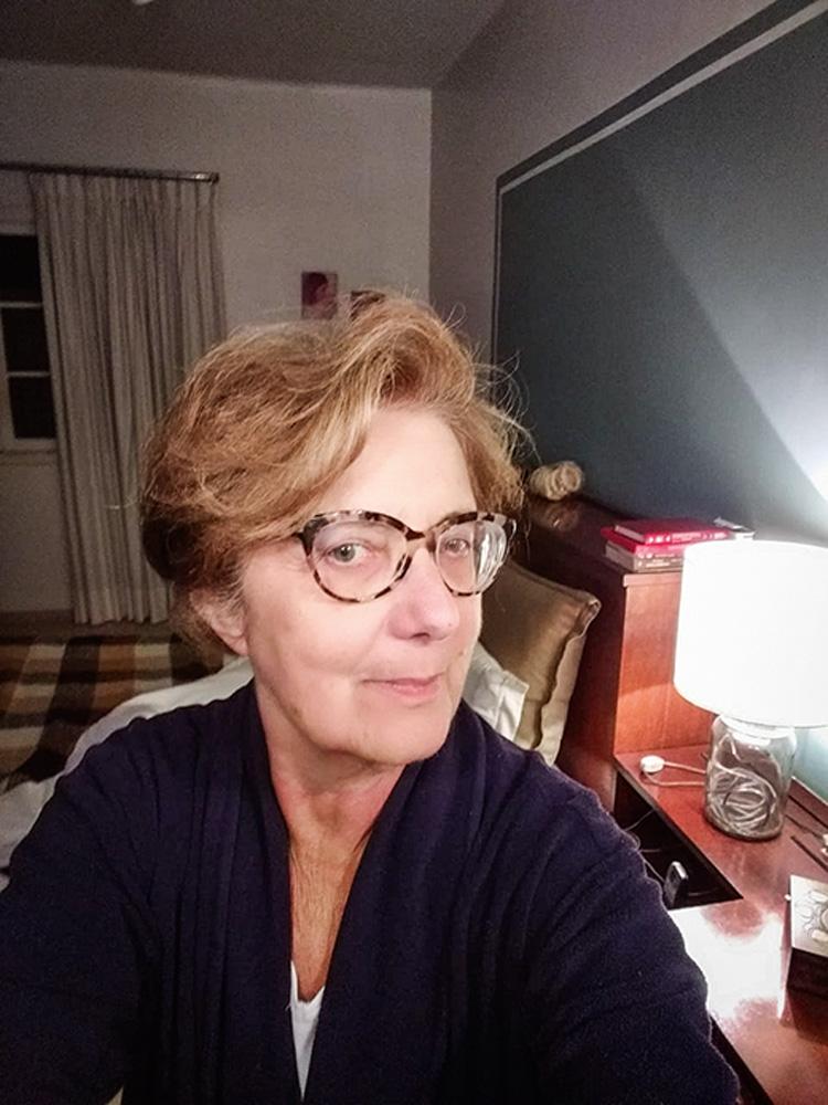 Analy Alvarez, responsável pela administração do Teatro Ruth Escobar.