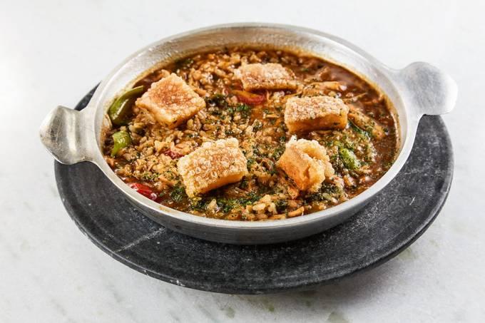 Arroz de Porco – Taberna São Conrado