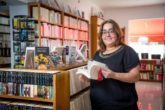 Terraço Paulistano – Silvia Monteli – Livraria Francesa (Rogério Pallatta)