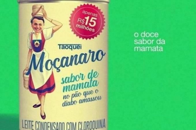 Moçanaro: internautas fazem memes com gastos do governo em leite condensado