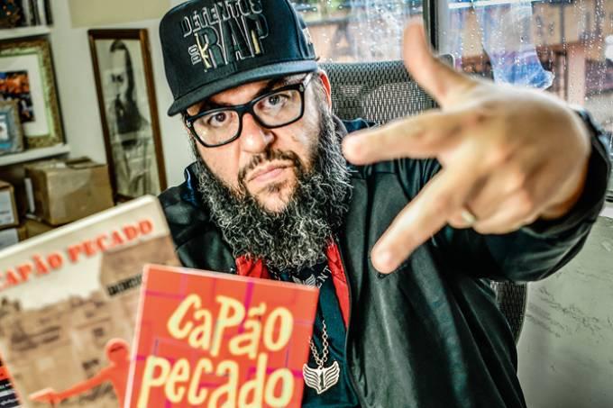 São Paulo 15 Janeiro 2021FERREZ, escritor.Foto Alexandre Battibugli VSP