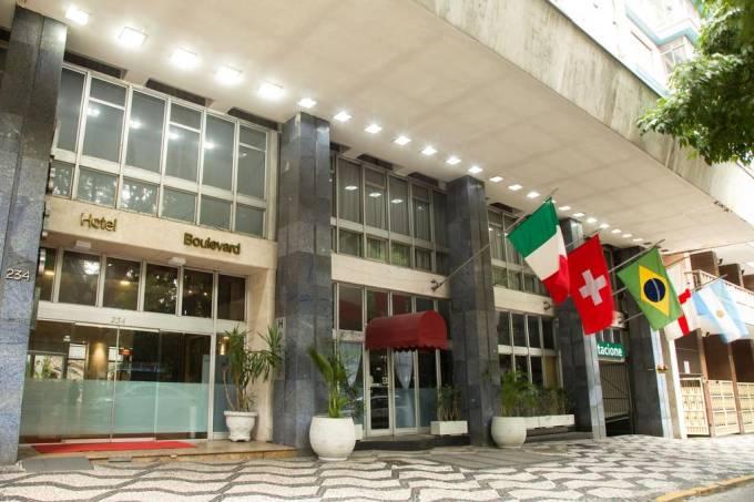 Hotel Boulevard Eldorado (Booking-Reprodução)