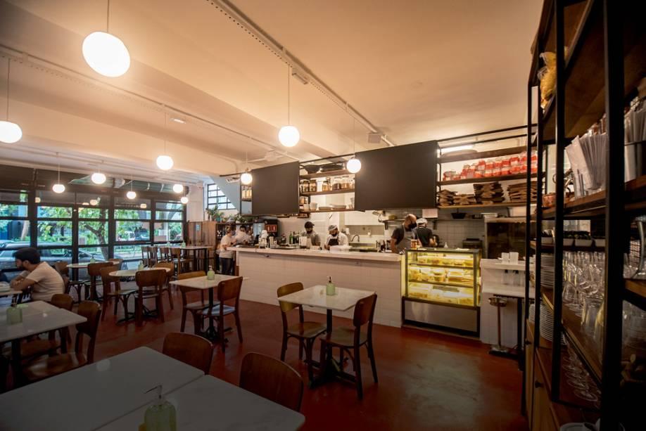 Salão do Lobozó: simulando um antigo refeitório