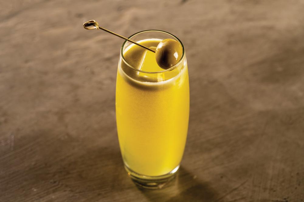 Miyako: drinque delicado e refrescante