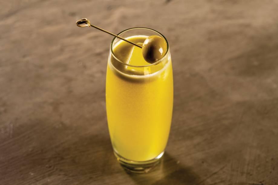 Miyako: drinque com gostinho de cerveja