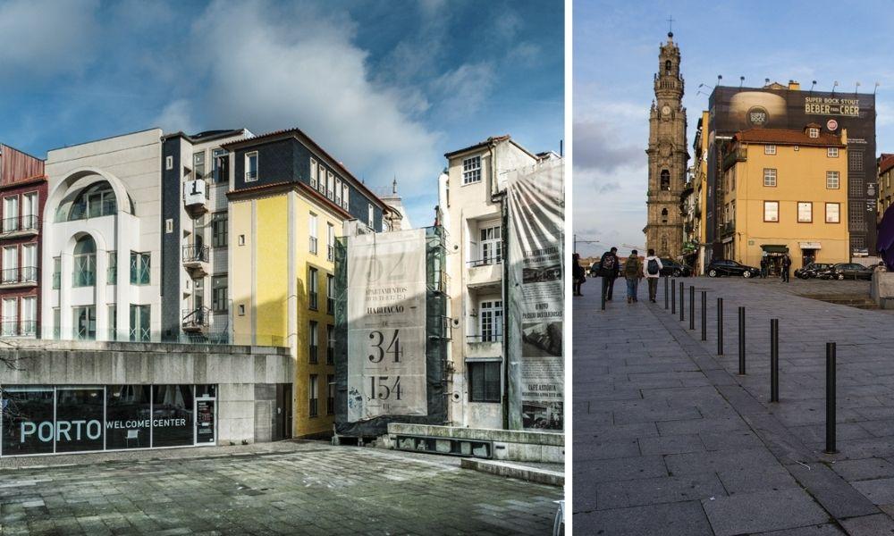 Centro de Porto, Portugal